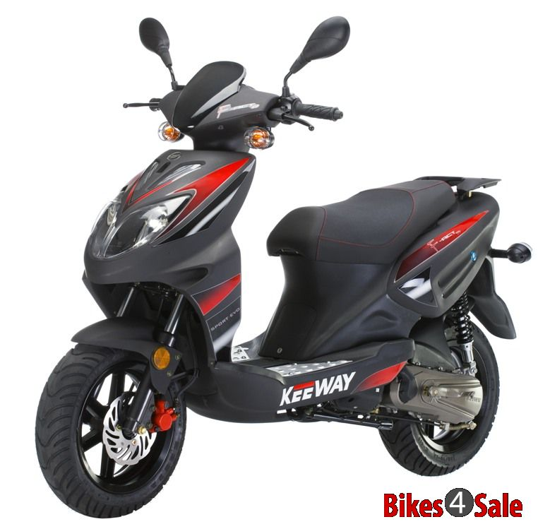 keeway fact 125 scooter picture gallery bikes4sale. Black Bedroom Furniture Sets. Home Design Ideas