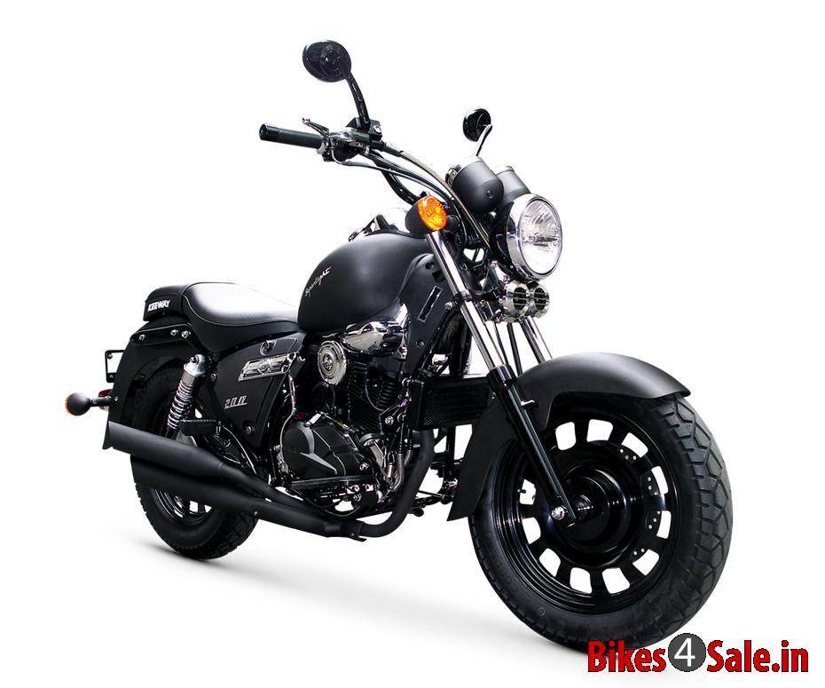 Keeway Superlight 200 Motorcycle Picture Gallery - Bikes4Sale