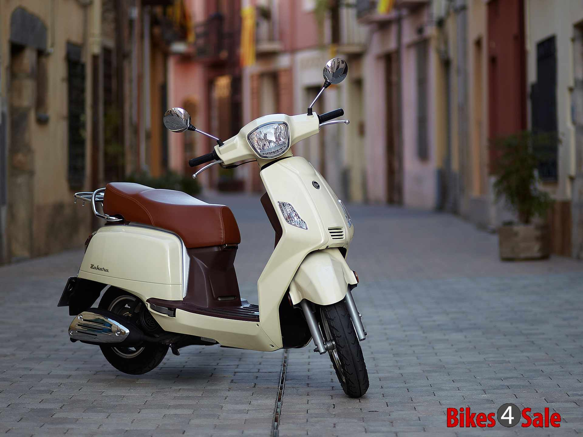 keeway zahara  scooter picture gallery cream color bikessale