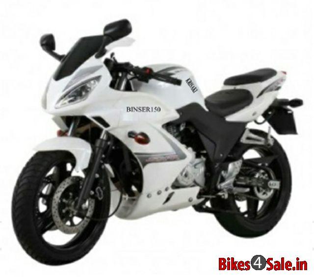 krisaki binser 150 motorcycle picture gallery   bikes4sale
