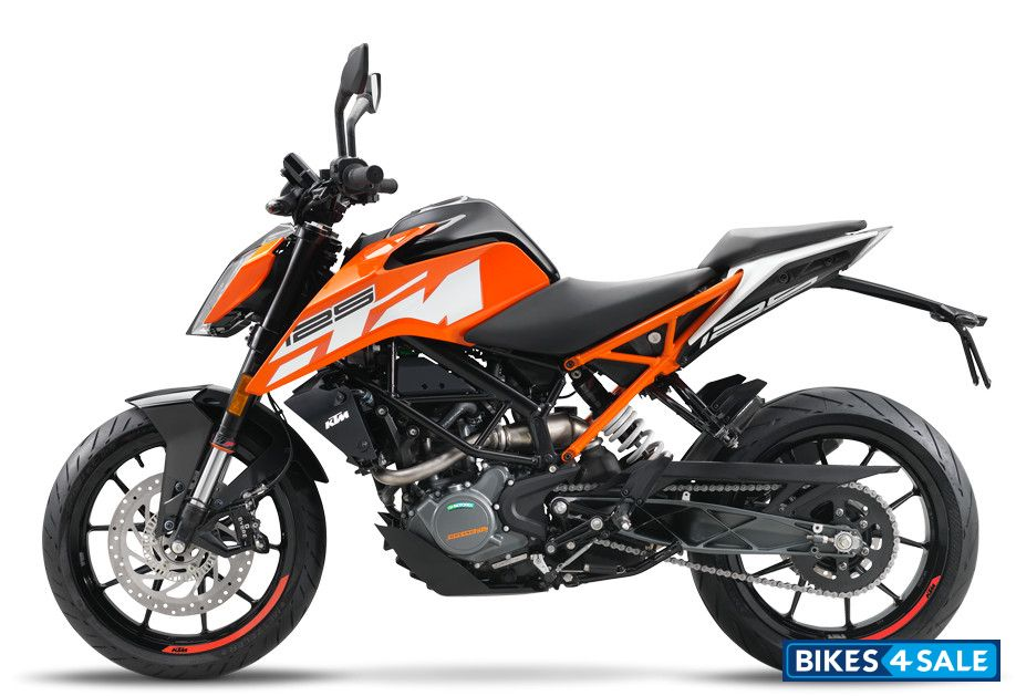 Photo 4 Ktm Duke 125 Motorcycle Picture Gallery Bikes4sale