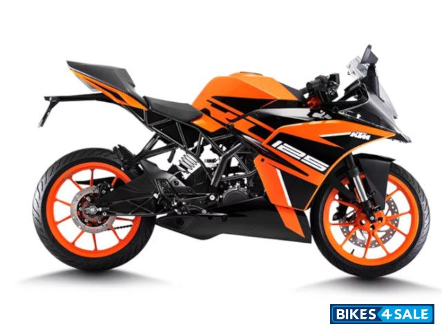 ktm rc 125 price specs mileage colours photos and reviews bikes4sale. Black Bedroom Furniture Sets. Home Design Ideas