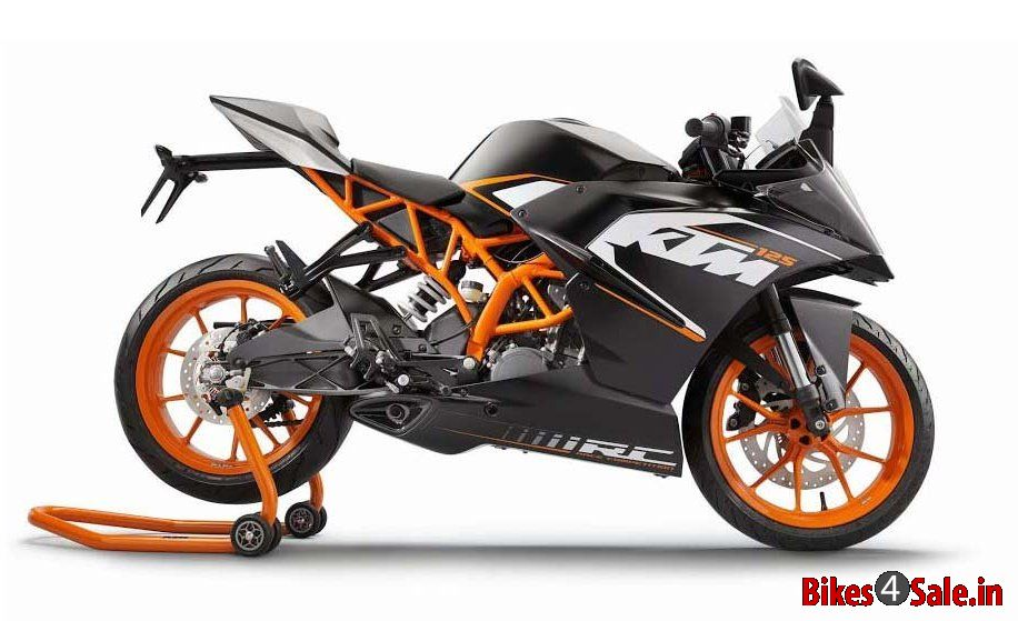 Photo 2 Ktm Rc 125 Motorcycle Picture Gallery Bikes4sale
