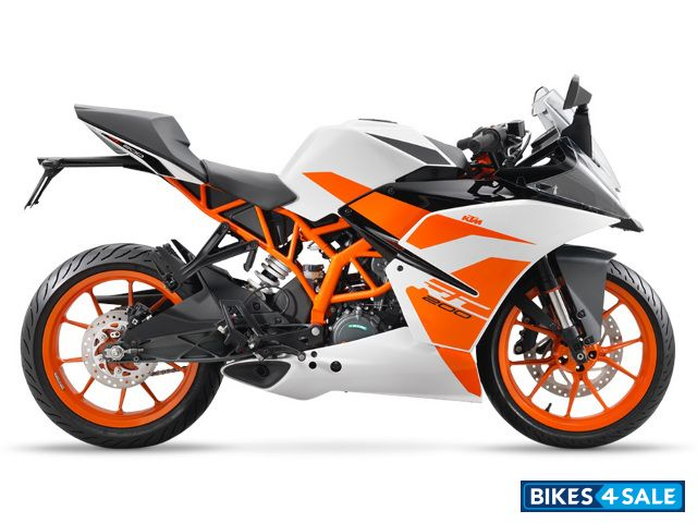 buy ktm rc 200 in ahmedabad. second hand ktm rc 200 in ahmedabad