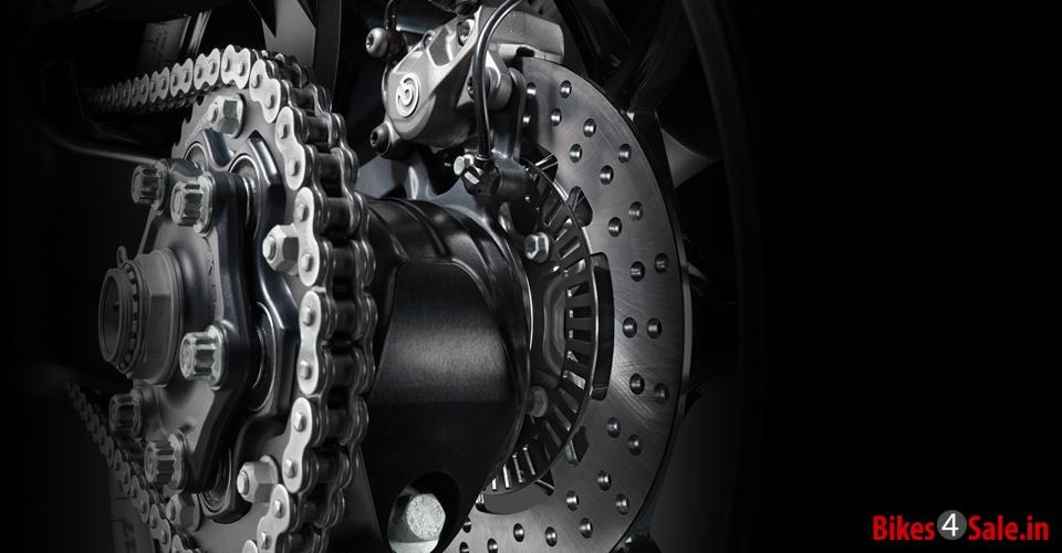 Brake System of KTM 1290 Super Duke R