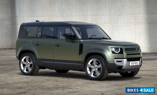Land Rover Defender 110 First Edition Petrol AT