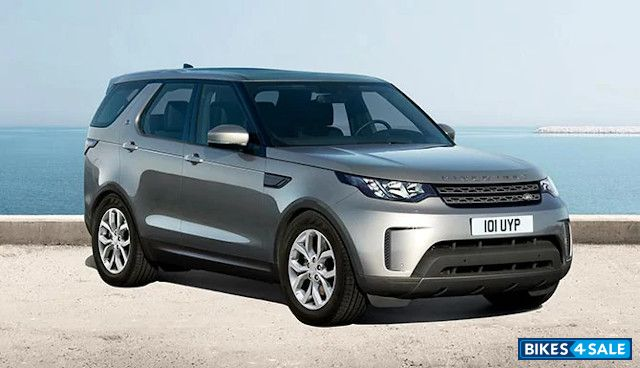 Land Rover Discovery S Petrol AT