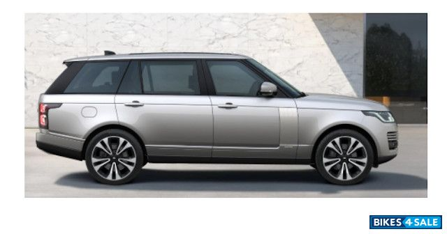 Land Rover Range Rover Fifty Petrol AT