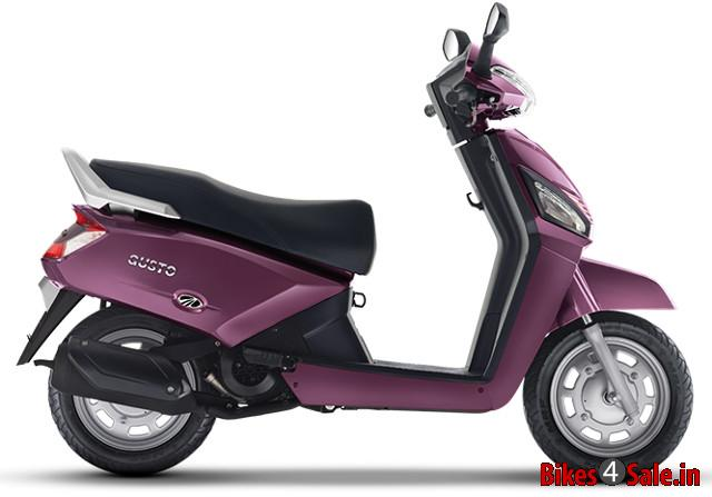 Price Of New Mahindra Gusto Scooter Bikes4sale
