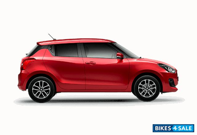 Maruti Suzuki Swift ZXI Plus Petrol AMT
