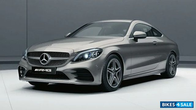 Mercedes-Benz C-Class Coupe 43 AMG 4MATIC Petrol AT