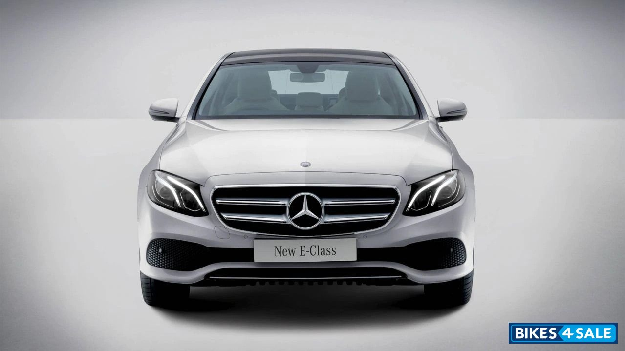 Mercedes-Benz E-Class E 200 Expression Petrol AT