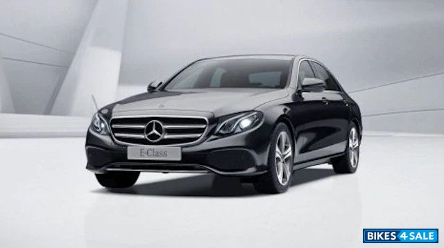 Mercedes-Benz E-Class Exclusive E 200 Petrol AT