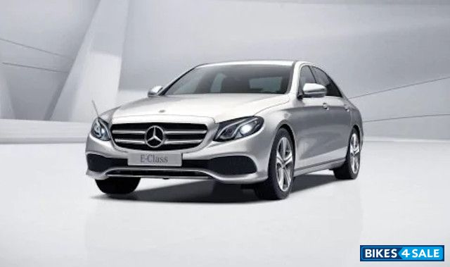 Mercedes-Benz E-Class Expression E 220d Diesel AT
