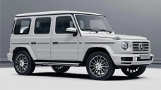 Mercedes-Benz G-Class G 350d 4MATIC Petrol AT