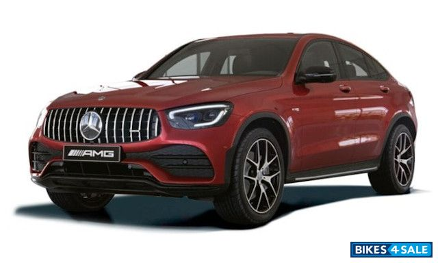 Mercedes-Benz GLC Coupe AMG 43 4MATIC Petrol AT