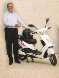 Nibe Motors Swing E-Scooter