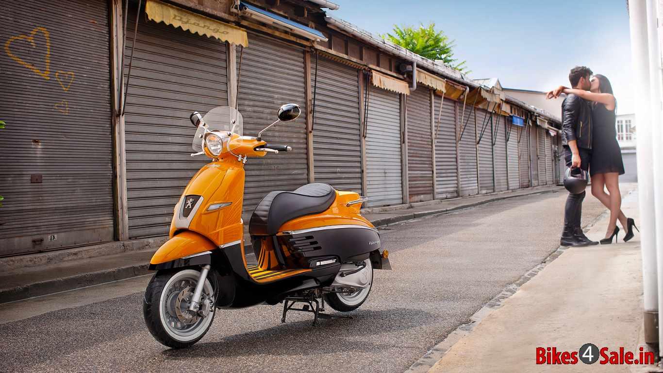 photo 4 peugeot django evasion 150 scooter picture gallery bikes4sale. Black Bedroom Furniture Sets. Home Design Ideas