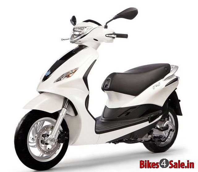 piaggio fly 125 price specs mileage colours photos and. Black Bedroom Furniture Sets. Home Design Ideas