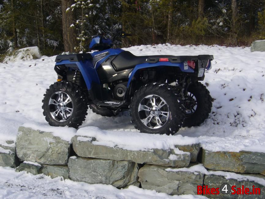 Polaris Sportsman 400 HO ATV Picture Gallery - Bikes4Sale