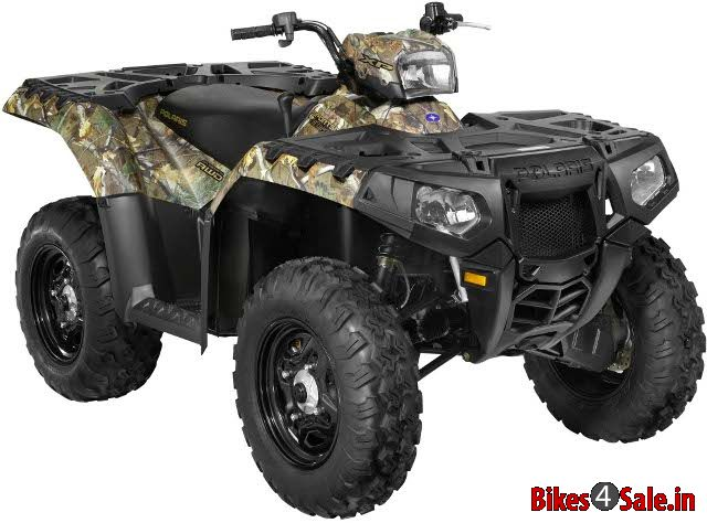 Polaris Sportsman 500 HO