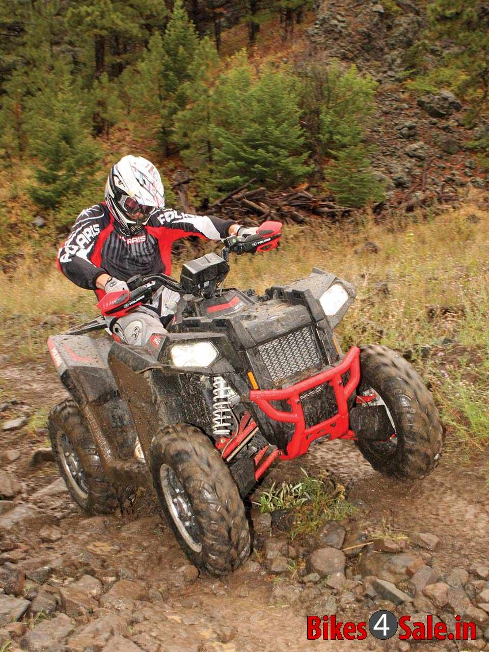 Polaris Sportsman 550 EPS Browning LE