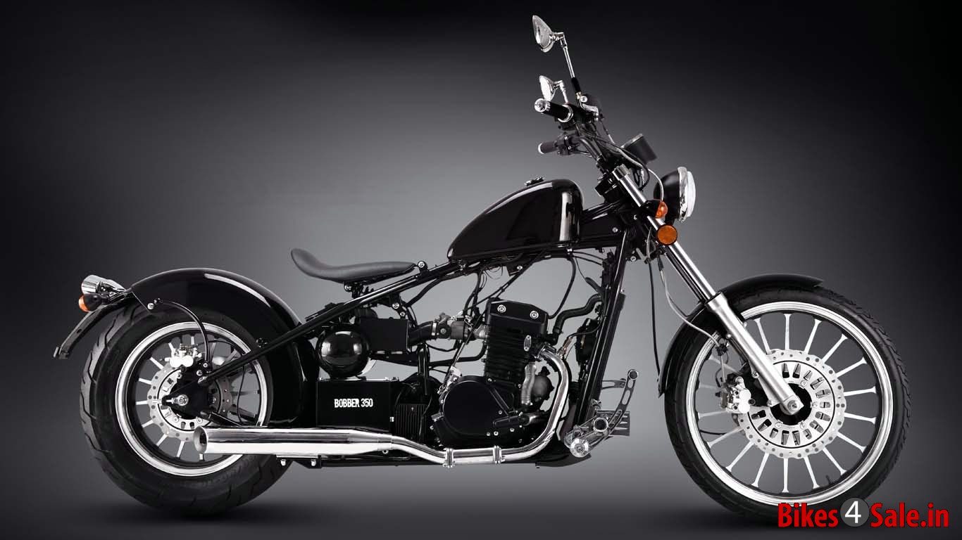 Photo 5 Regal Raptor Bobber 350 Motorcycle Picture
