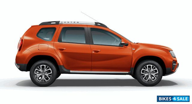 Renault Duster RXS