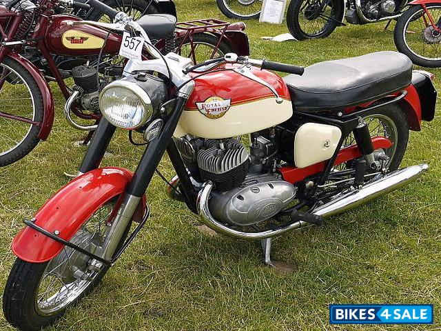 Royal Enfield 250 Turbo Twin