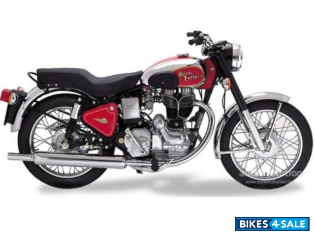 Royal Enfield Bullet Deluxe 350