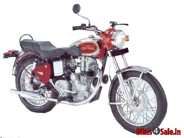 Royal Enfield Bullet Machismo 350 Old