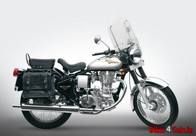 Royal Enfield Bullet Machismo A500