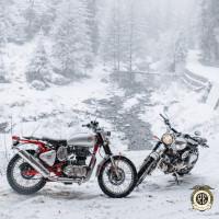 Royal Enfield Bullet Trials Works Replica 350