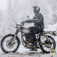 Royal Enfield Bullet Trials Works Replica 500