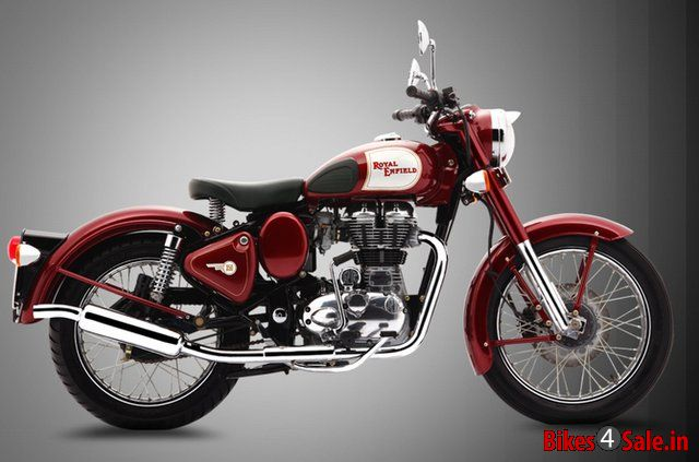 Used Royal Enfield Classic 350 In India With Warranty