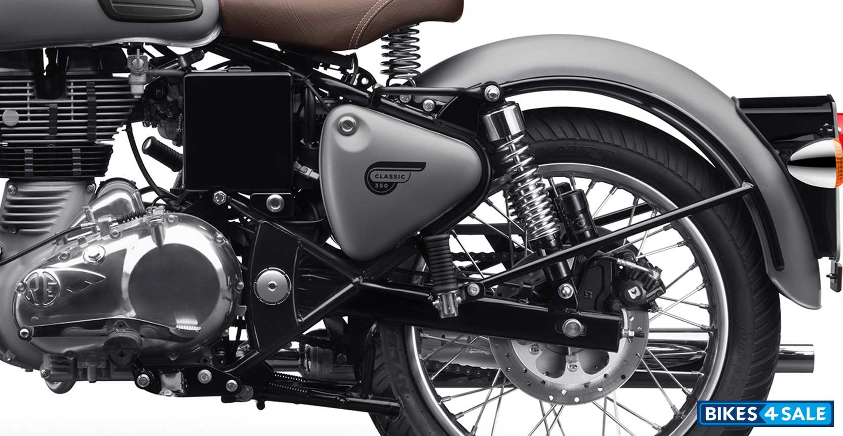 Photo 3 Royal Enfield Classic Gunmetal Grey Motorcycle Picture Gallery Bikes4sale