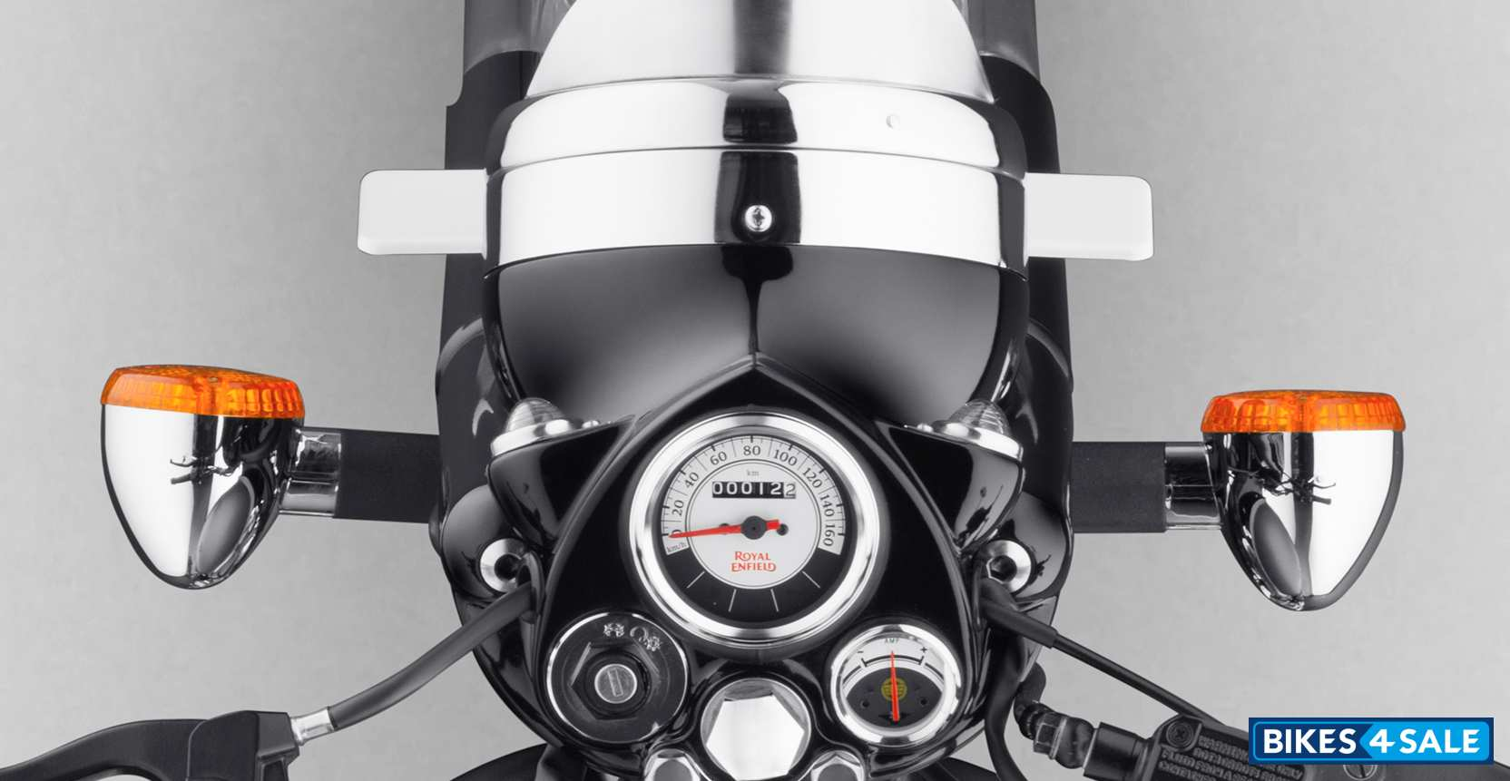 Photo 4 Royal Enfield Classic Gunmetal Grey Motorcycle Picture Gallery Bikes4sale