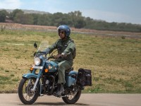 Royal Enfield Classic Signals Airborne Blue