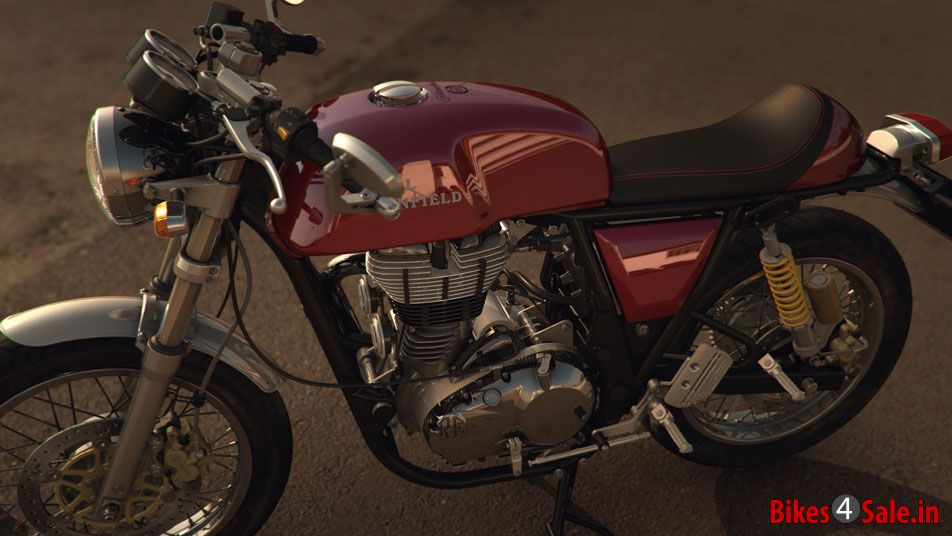 photo 4 royal enfield continental gt 535 motorcycle picture gallery bikes4sale. Black Bedroom Furniture Sets. Home Design Ideas