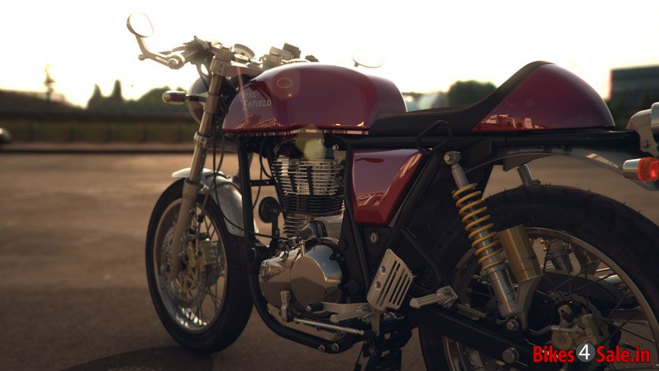 photo 9 royal enfield continental gt 535 motorcycle picture gallery bikes4sale. Black Bedroom Furniture Sets. Home Design Ideas