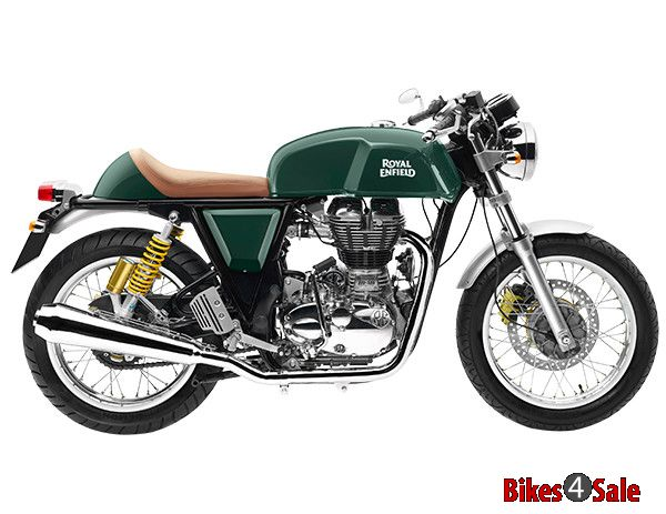 Royal Enfield Continental Gt Pic 39