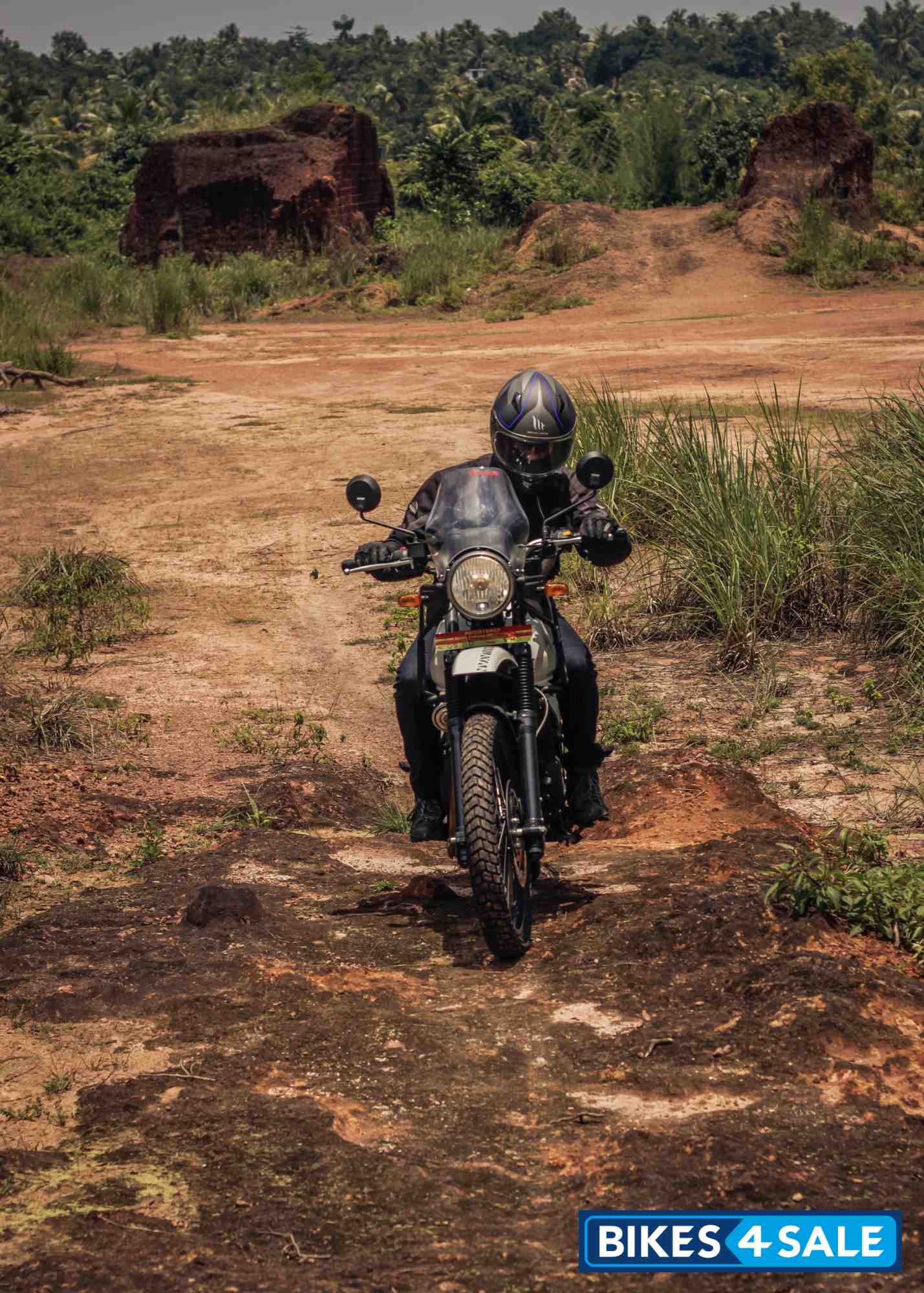 Royal Enfield Himalayan BS4 Fuel Injection
