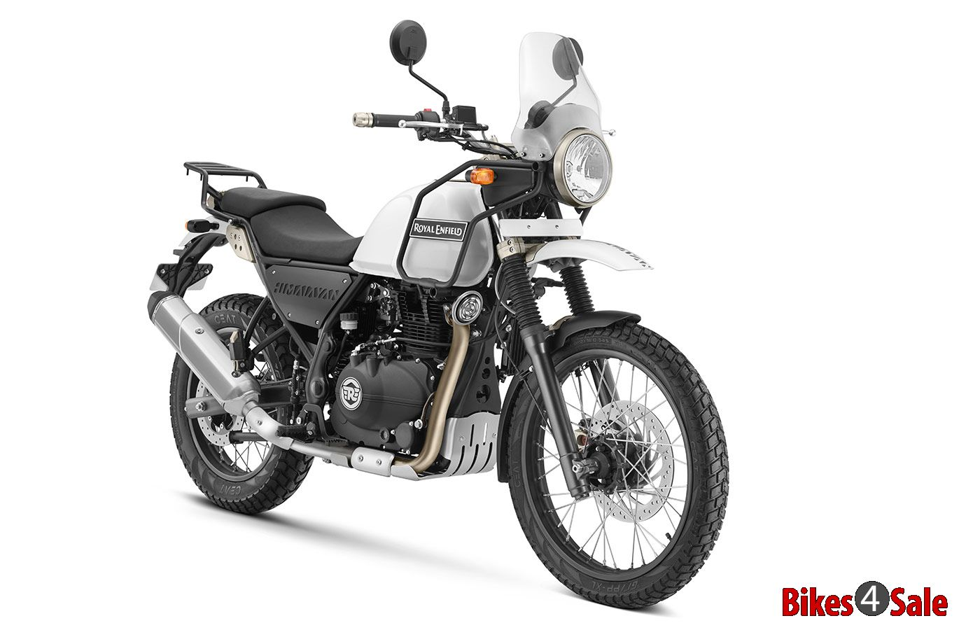 Himalayan 410cc Adventure Bike