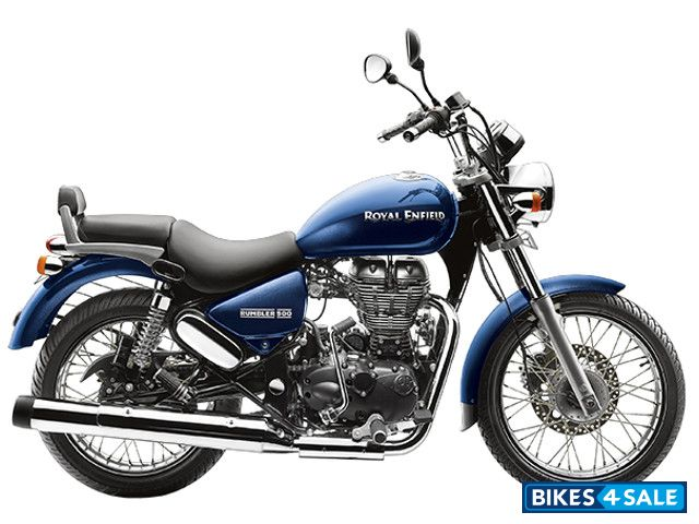 Royal Enfield Rumbler 500