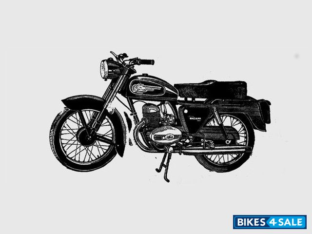 Royal Enfield Sherpa