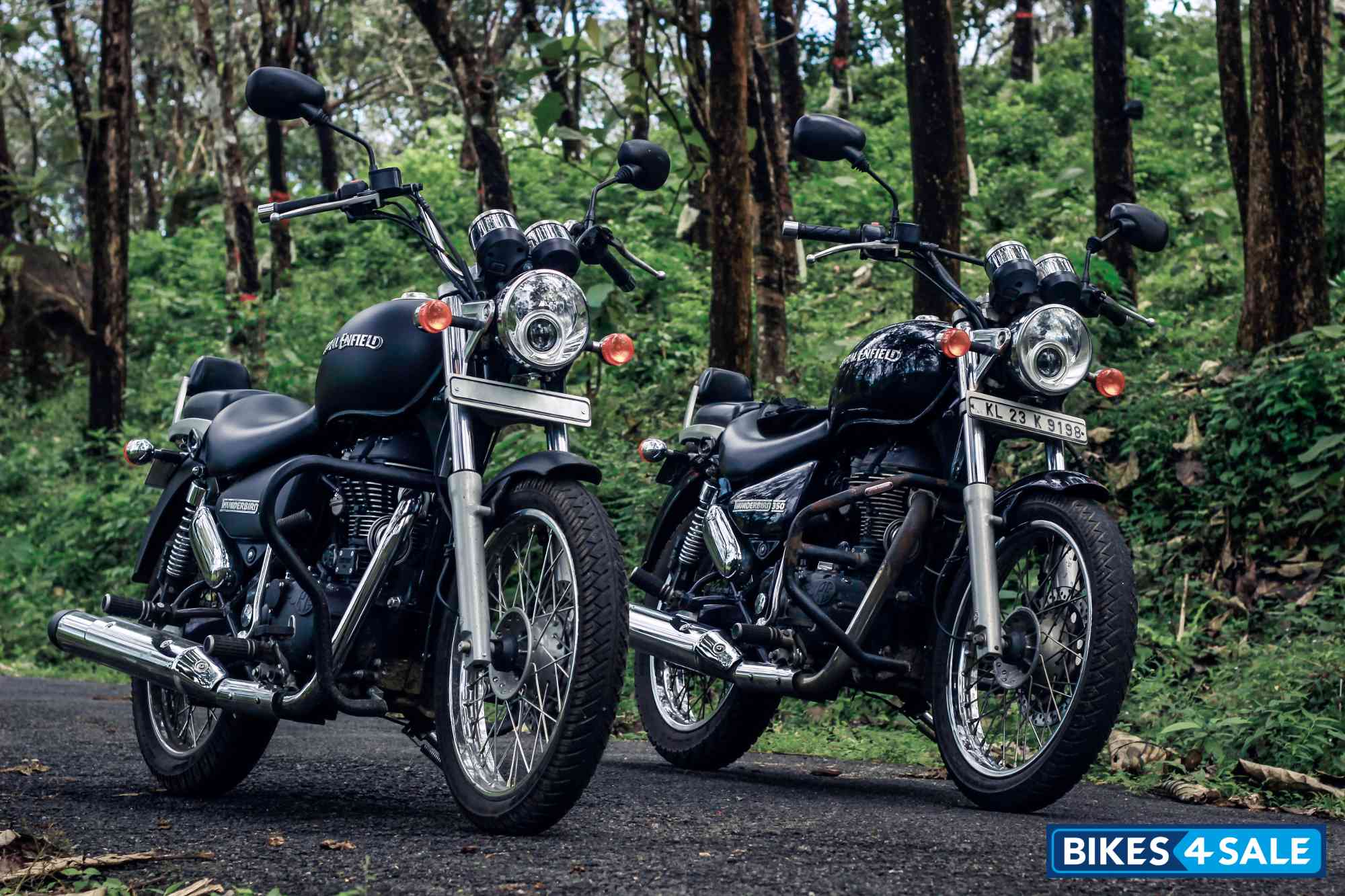 Royal Enfield Thunderbird TwinSpark 350