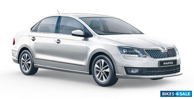 Skoda Rapid TSI Onyx Petrol AT