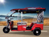 Speego Morni DLX Steel Version 2.0 E-Rickshaw