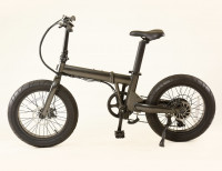 SR Motor Folding eBike 250 Watt
