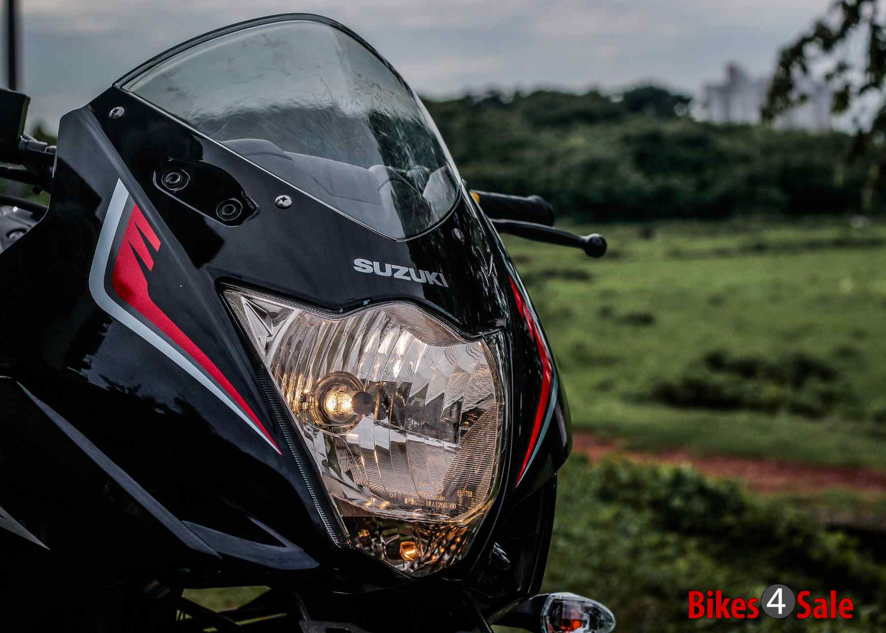 Suzuki Gixxer Sf Fi with AHO